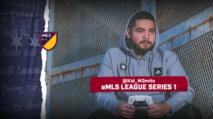 eMLS League Series One preview: How to follow new Chicago Fire signing Kid M3mito