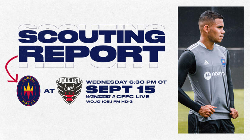 Scouting Report | Fire Meet D.C. United Midweek at Audi Field