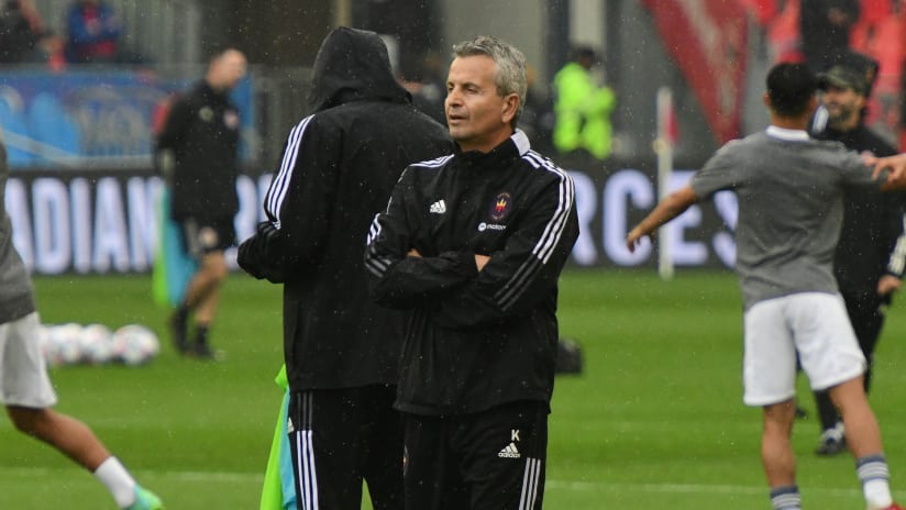 Quote Sheet | Klopas, Calvo, and Slonina on defeat at Toronto FC