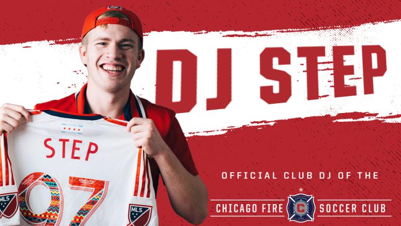 DJ Step 2017