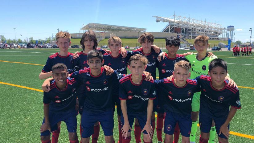 Chicago Fire FC Academy Hosts FC Cincinnati Academy, Cincinnati United Premier