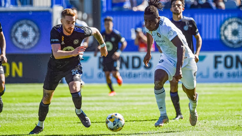 Quote Sheet | Wicky, Offor on Road Defeat at Montréal