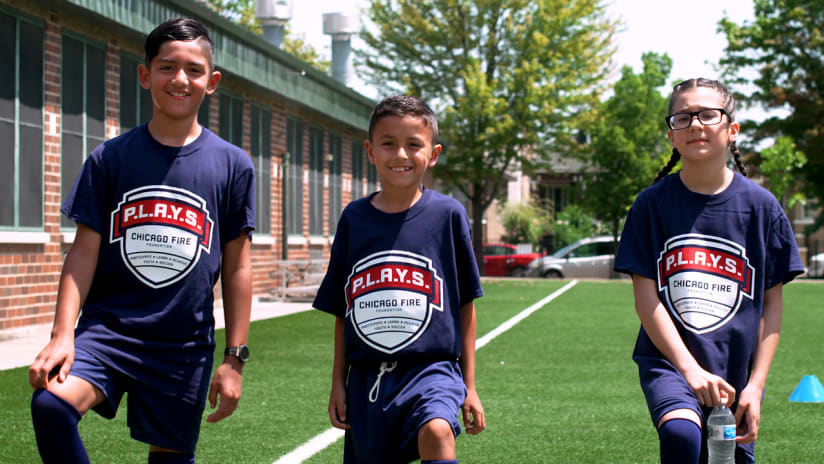 Chicago Fire FC Announce Second Annual RAISE for P.L.A.Y.S. Fundraiser