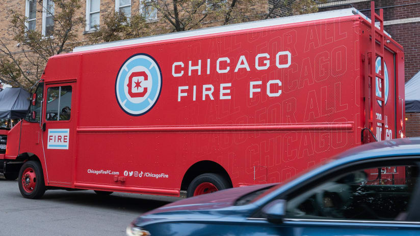 Gallery | The CFFC Merch Truck Debuts