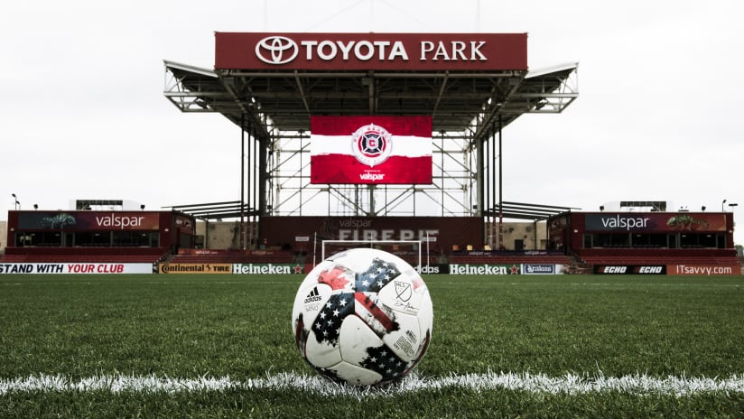 Toyota Park stock