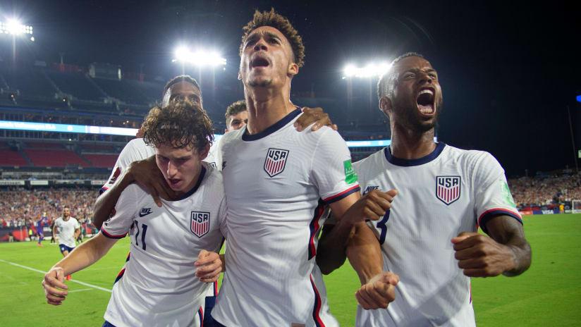 Intercontinental Football Show | USMNT win in Honduras, Fire push for playoffs, Premier League returns from break