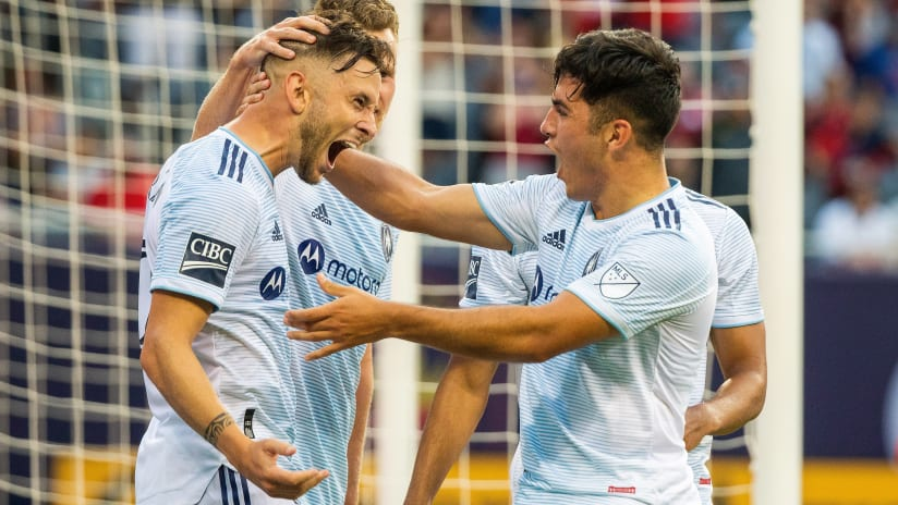 Quote Sheet | Wicky, Aliseda, and Medrán discuss Fire's 3-0 win over Atlanta
