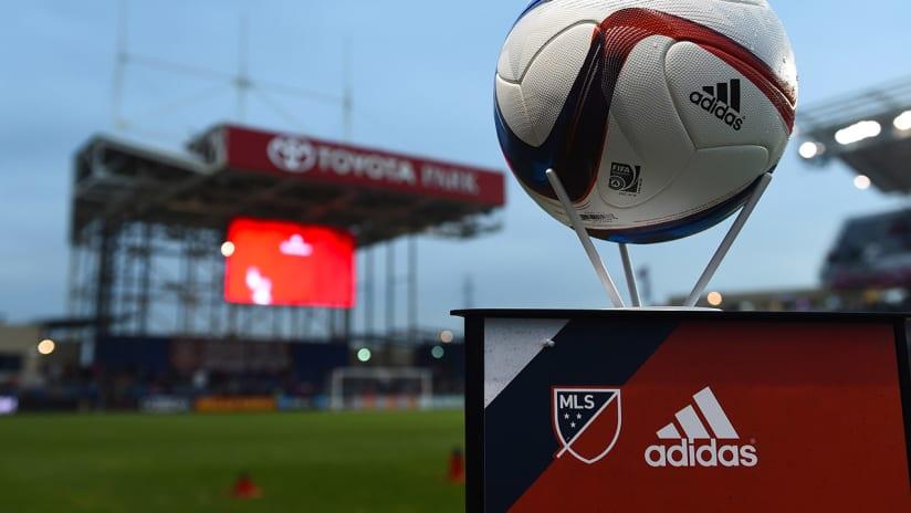 MLS Ball Toyota Park