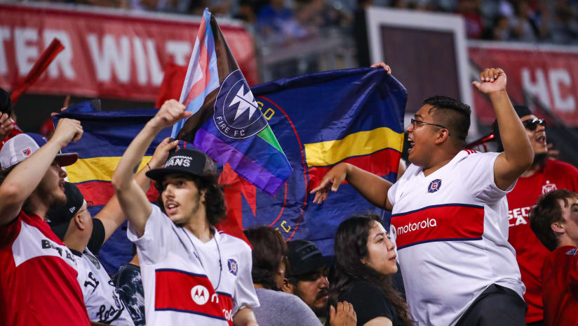 Matchday Guide | Chicago Fire vs. D.C. United | Wednesday, July 21