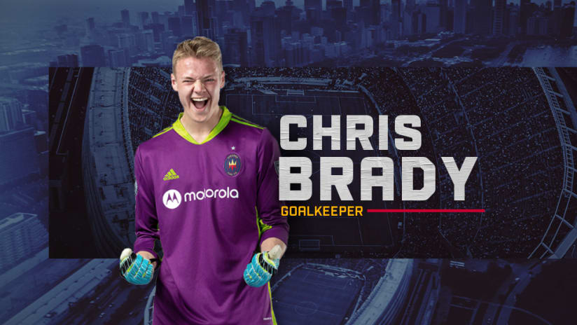 chris brady welcome graphic