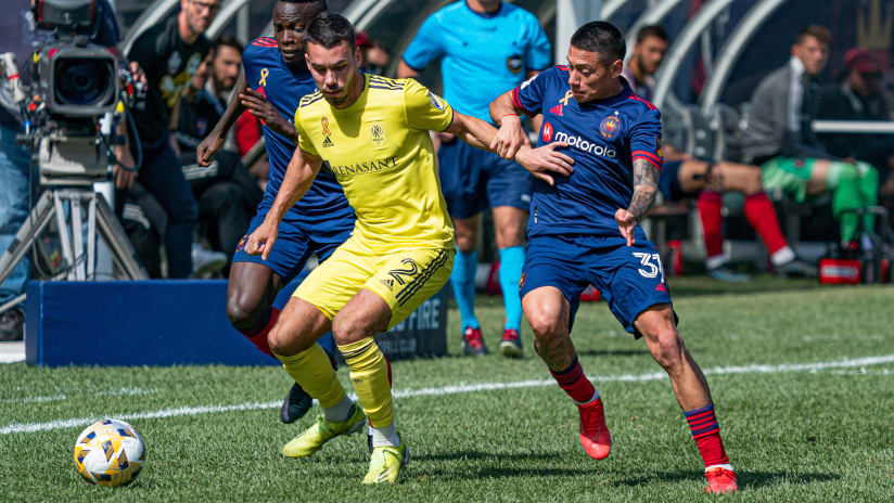 Quote Sheet | Wicky, Navarro, and Slonina on 0-0 draw against Nashville SC