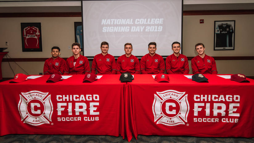 academy signing day 2019
