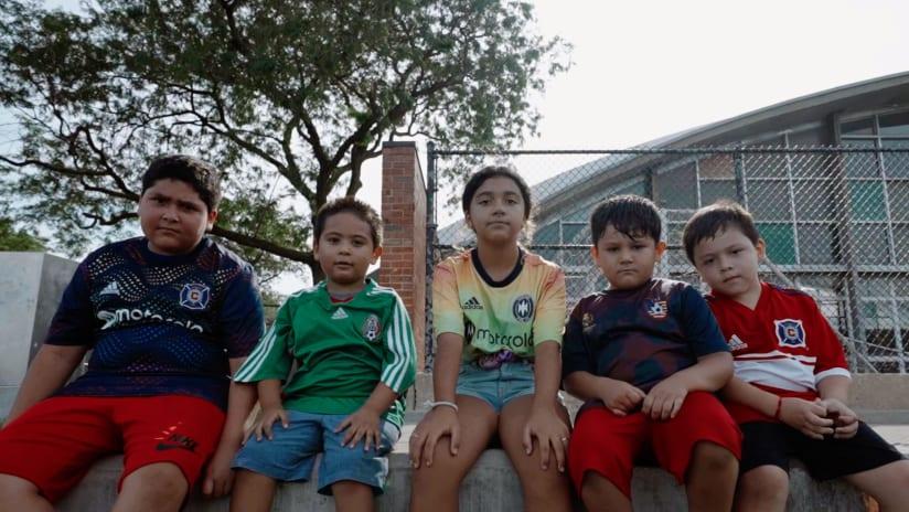Chicago Fire FC Celebrates Hispanic Heritage Month