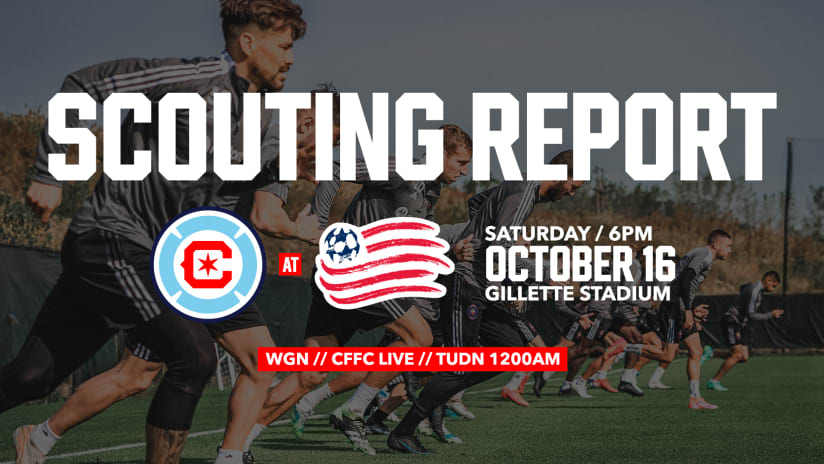 Scouting Report | A Road Match with the Revolution Awaits