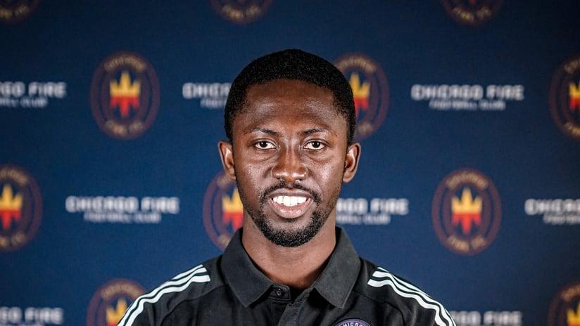 patrick nyarko academy coach announcement