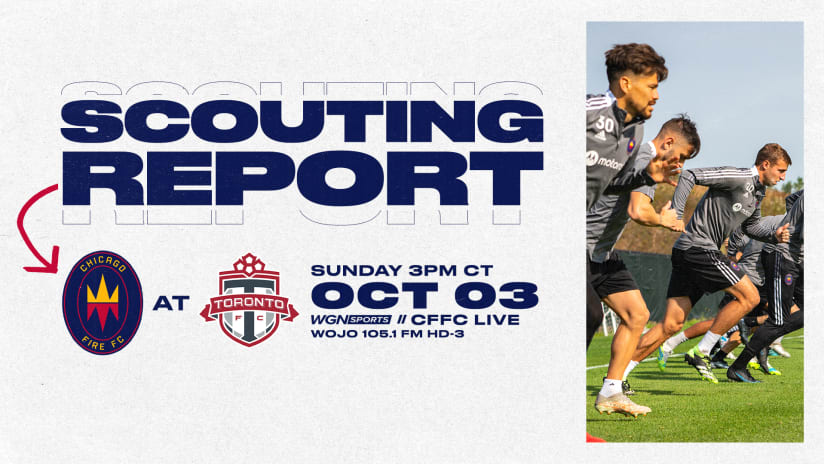 Scouting Report | Fire Take on Toronto Sunday Afternoon in Canada