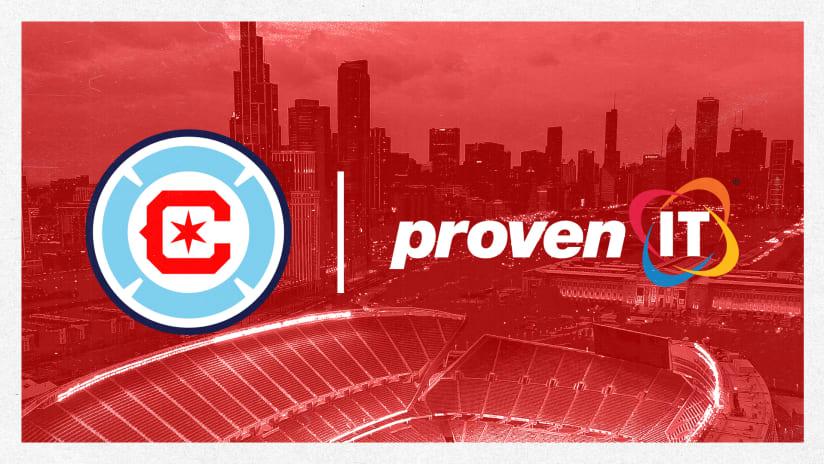 Chicago Fire FC Anuncia Asociación de Varios Años con Proven IT Basada en Illinois