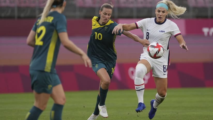 Can the USWNT capture gold in Tokyo? Arlo White and Tyler Terens debate that and more
