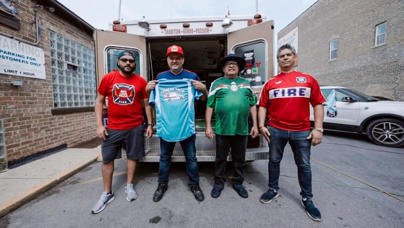 Supporter Stories: Red Love y Fanbulance