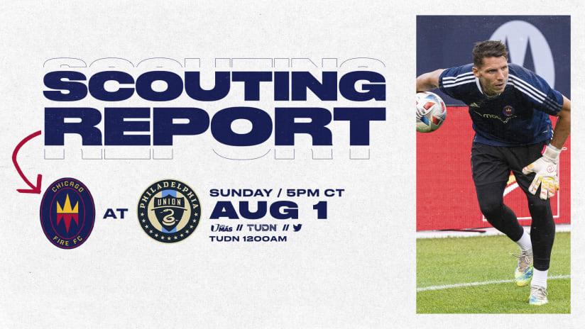 Scouting Report | Round Three with the Philadelphia Union