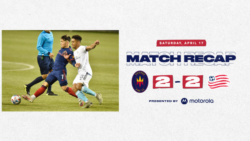match recap #CHIvNE