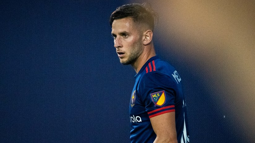 Álvaro Medrán and Bobby Shuttleworth feature in MLS Team of the Week for Week 12