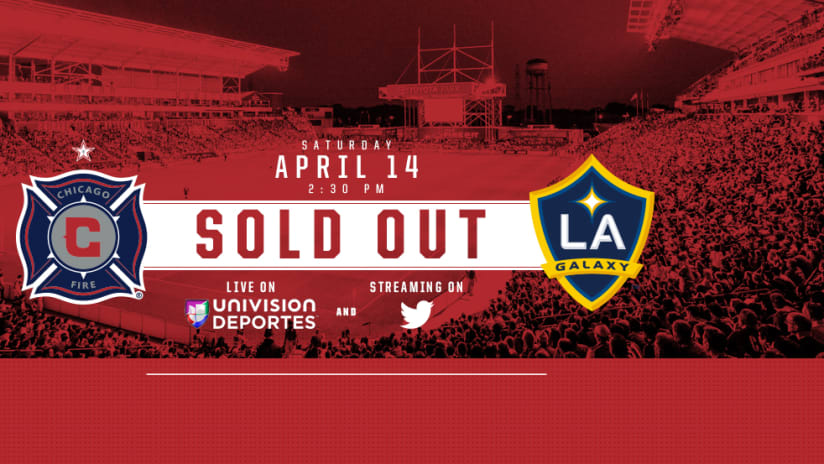 Sold Out 4-14
