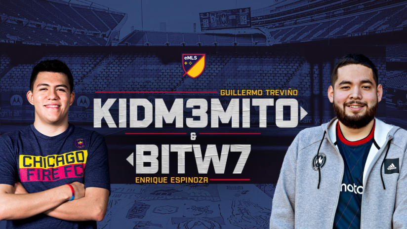 Chicago Fire FC Signs Former eMLS Cup Champion Kid M3mito