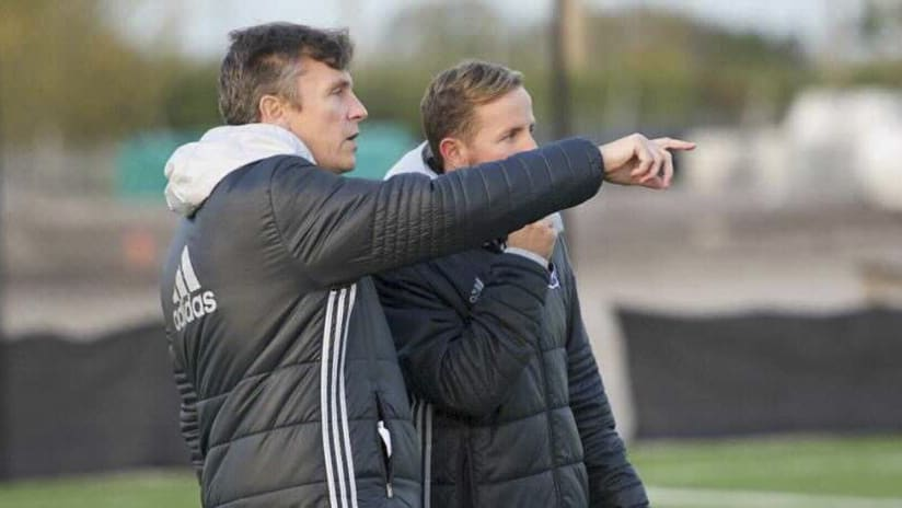 Chicago Fire FC Extends Contract of Academy Technical Director Cedric Cattenoy