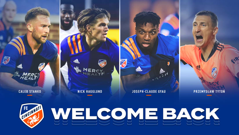 Four Signings
