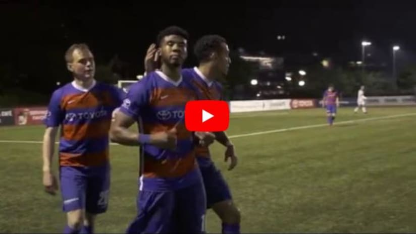 FCC SECOND ROUND OPEN CUP WIN OVER DETROIT