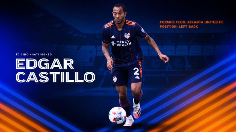 Castillo Signing