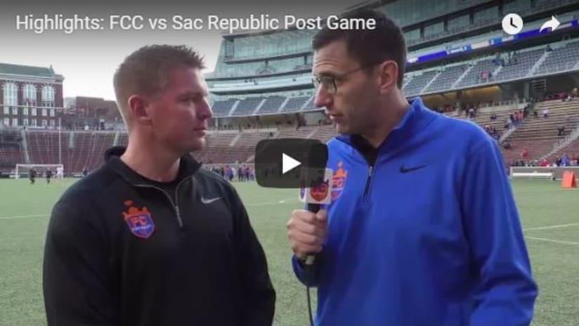 Video: Highlights From Preseason Loss To Sacramento
