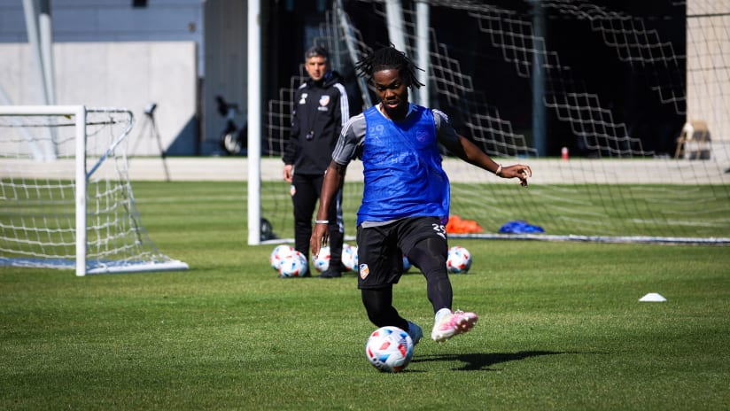 FC Cincinnati loan Avionne Flanagan to FC Tulsa