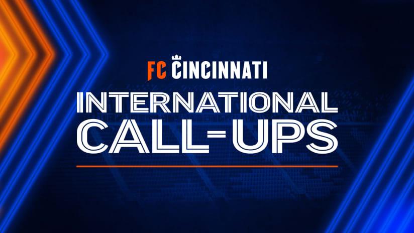 International Call-Ups Generic