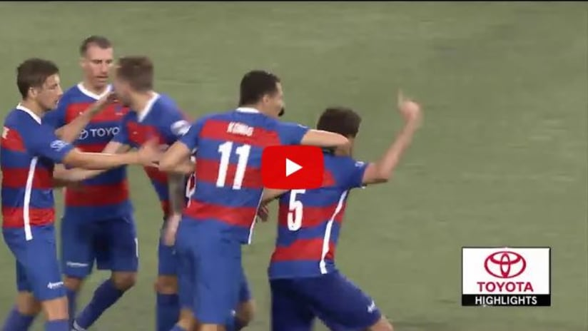 FCC SALVAGE A POINT AGAINST STEEL FC