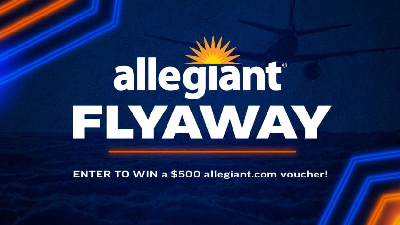 Allegiant Flyaway -