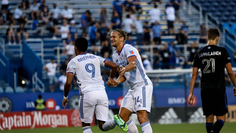 Orange and Blue drop highest scoring match in club history