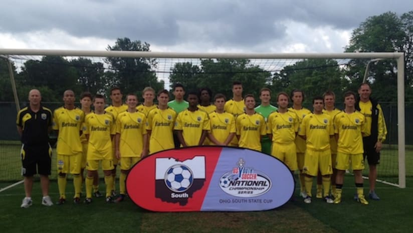 Crew Youth U-19 State Cup