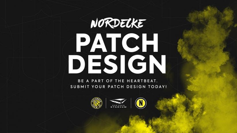 nordecke patch design - darwin