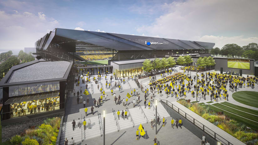 Columbus Crew announces matchday experience details at Lower.com Field