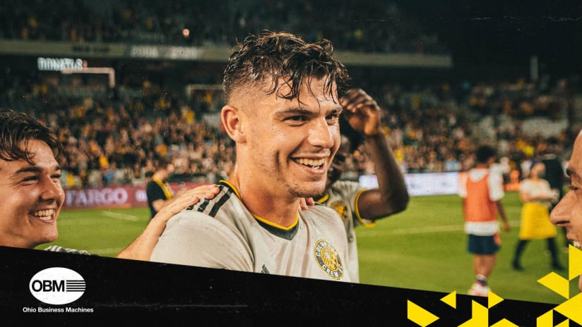 By The Numbers pres. by Ohio Business Machines   Again, Berry makes defining impact against FC Cincinnati