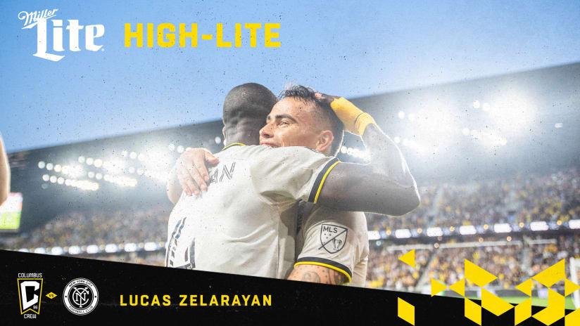 MILLER HIGH-LITE | Zelarayan's game-winning goal