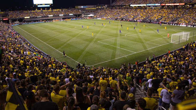 Columbus Crew announces activations for Farewell to Historic Crew Stadium match this Saturday
