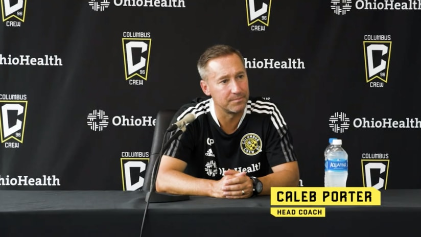 INTERVIEW | Porter on upcoming match at Atlanta, Club's recent run of form
