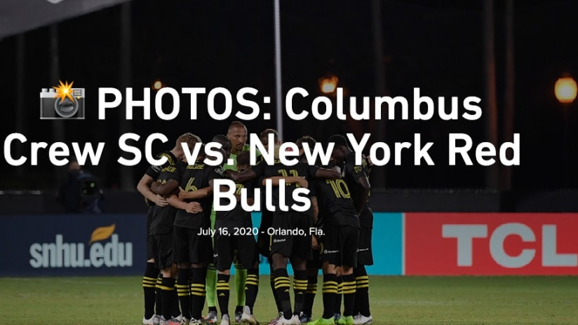 PHOTOS   Another hard-fought shutout down south -  PHOTOS: Columbus Crew SC vs. New York Red Bulls