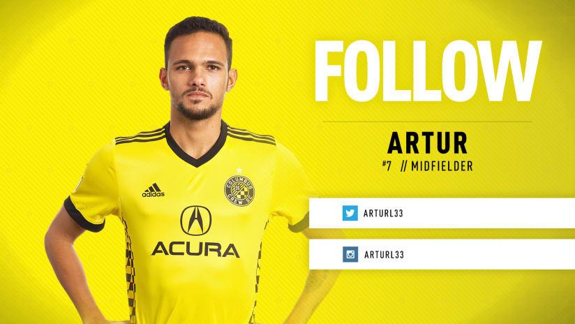 follow artur social