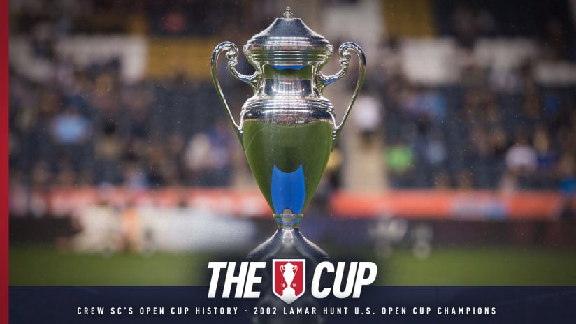 Open Cup history frame
