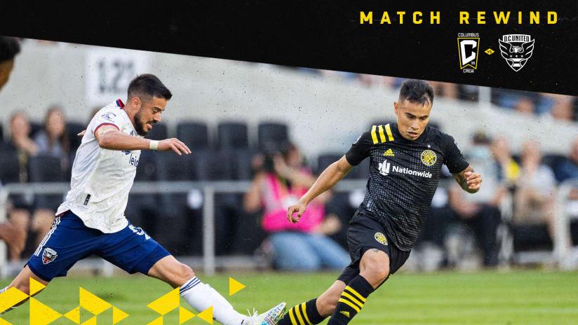 MATCH REWIND   Goals from Molino, Zelarayan highlight home setback vs. D.C. United