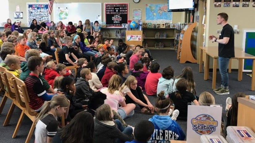 Maloney at Toll Gate Elementary